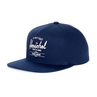 harga Herschel Whaler Caps - Navy Lazada.co.id