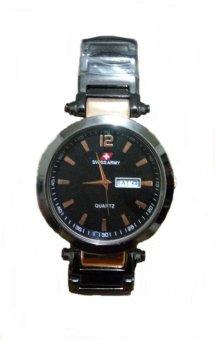 harga Swiss Army Jam Tangan Wanita - Stainlesstell Strap - SA1923G Lazada.co.id