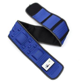Electric Body Slimming Belt Vibra Vibration Weight loss Rejection Fat Massage(INTL)