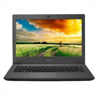 Acer Aspire E5-552G - NX.MWWSN.001 - FX- 8800P - 8GB - Linux - Hitam