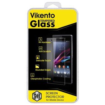 Glass Vikento untuk LG G2 - Premium Tempered Glass Round Edge 2.5D