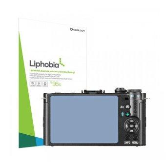 harga Liphobia pentax Q-S1 Hi Clear Clean camera screen protector shield guard anti-fingerprint 2 pcs Lazada.co.id