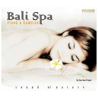 Maharani Record - Bali Spa Piano & Gamelan - Music CD