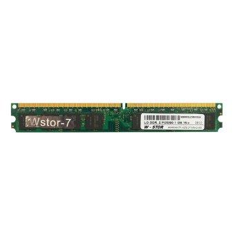 W-Stor LO DDR2 PC5300 1 GB 16 ic