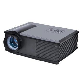 2800 Lumens Home Cinema Theater LCD Projector HDMI AV USB VGA Black (Intl)