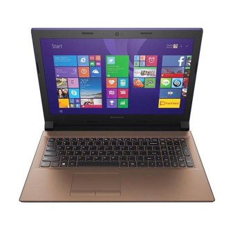 Lenovo Ideapad 305 80R100-5XiD Notebook - Golden - 14 - i3-5005U - 2GB - Win10