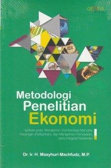 Book Metodologi Penelitian Ekonomi