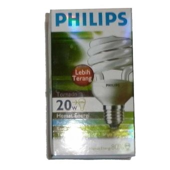 Philips Lampu Tornado 20W   Cool Daylight Harga Murah   image 609852 2 product