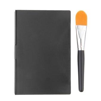 UINN 15 Colors Contour Face Cream Makeup Party Concealer Palette and Powder Brush (Intl)
