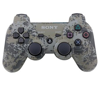 Sony Playstation 3 Dualshock Controller Camouflage