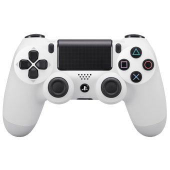 Sony Stick PS4 Wireless New Original - Putih