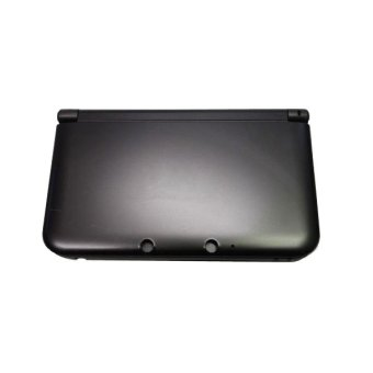 Black Full Housing Shell Case Cover Replacement for Nintendo 3DS XL 3DS LL (Intl)