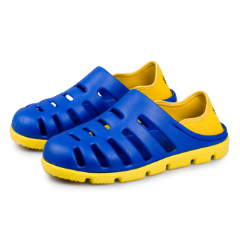 Men's summer hole shoes breathable slippers lq0505e2 - Intl
