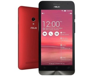 Asus Zenfone 2 Ze551ml - 32GB - Glamor Red