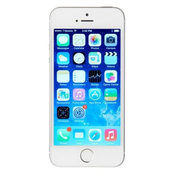 Refurbished Apple iPhone 5S - 16 GB - Silver - Grade A