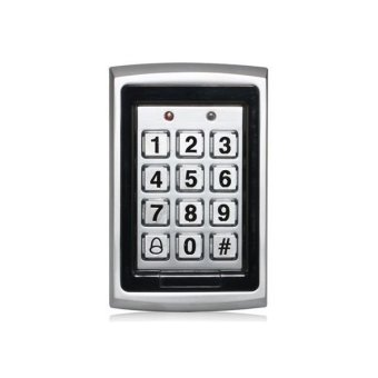 Access Control For Single Door System Silver
