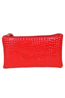 Women Mobile Phone Bags Coin Purse (Red) (Intl)