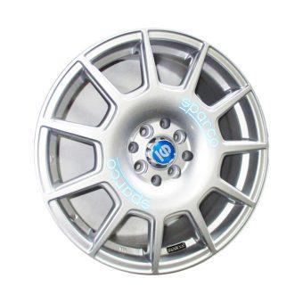 harga Sparco Terra Replika Velg Mobil - Silver [17 Inch PCD 4x100-4x114.3] - khusus JABODETABEK Lazada.co.id