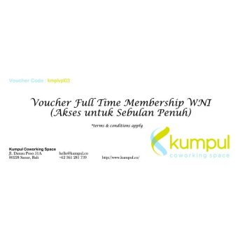 Kumpul Voucher Full Time