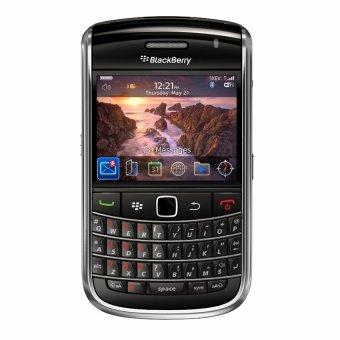 Blackberry 9650 Essex - 512 MB - Hitam