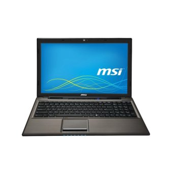 MSI - CX62 6QD-071ID - Core i7 6700HQ - 4GB DDR3 - 1TB HDD - Windows 10 Home - 15,6