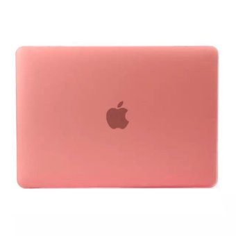 Hard Shell Protective Case for 12 inch Laptop Macbook Computer (Pink) - Intl