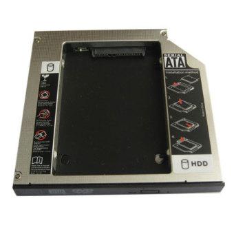 Generic 2nd Hard Drive Hdd Ssd Caddy for Acer Aspire Ku.0080e.030 Dvr-Td10rs Bdc-td03rt Ku.0080f.011- Intl