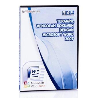 Tokoedukasi CD Tutorial Ms. Word 2007 by Simply Interactive