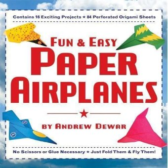 Periplus - Fun and Easy Paper Airplanes