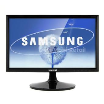 Samsung - Samsung LED Monitor SD300 - 18.5'' - Hitam