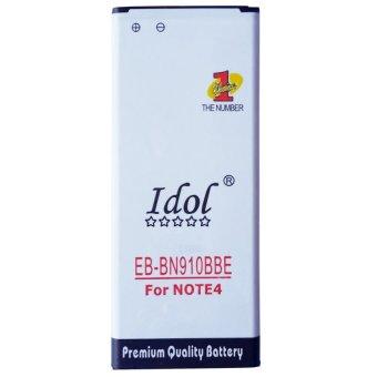 Idol Baterai Samsung Galaxy Note 4 N910 terpercaya