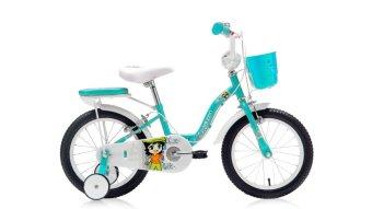 Polygon Sepeda Anak Alice 16 - Hijau - Gratis Ongkir & Perakitan