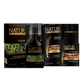 Natur Anti Dandruff Treatment Series