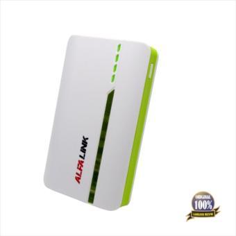 Jual ALFA LINK Accessories Power bank AP 6000F White Green Harga Termurah Rp 249000. Beli Sekarang dan Dapatkan Diskonnya.