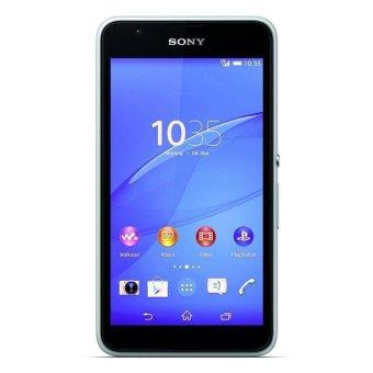 Sony Xperia E4 -Dual -8GB -Putih