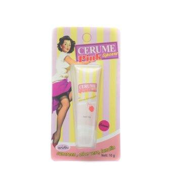Cerume Pink - Lipcare - Transparent -10g