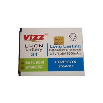Vizz Baterai Double Power - Samsung S4 I9500 terpercaya
