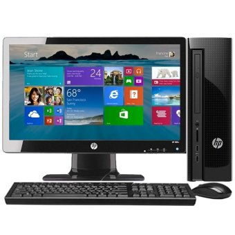 HP Slimline 450-123d - Windows 10 - i7-4790 - 4Gb - 1Tb - AMD Radeon R5 330 1GB - 20