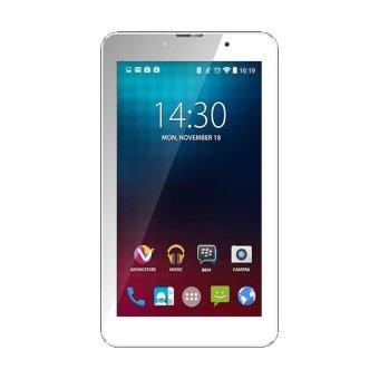 Advan Tablet i7 4G LTE 1800 MHz - 8 GB - Putih