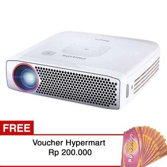 Philips PicoPix PPX4835 + Gratis Voucher Hypermart