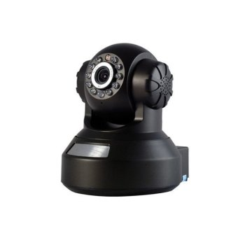 QQZM IPA01-725NSP Robot Shaped IP Network Camera