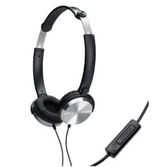 Cresyn C555S AXIS Silver Hi-fi Headphones Built-in Microphone (Silver/Black) (Intl)