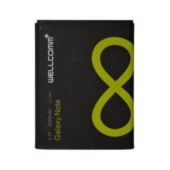 Wellcomm Infinity Battery Samsung Galaxy Note terpercaya