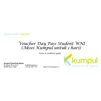 Kumpul Voucher Day Pass