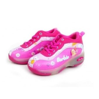 harga Fancy Kids Sepatu Roda Anak - Barbie - Pink Lazada.co.id