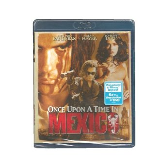 Sony Pictures Once upon a time in Mexico Blu-ray