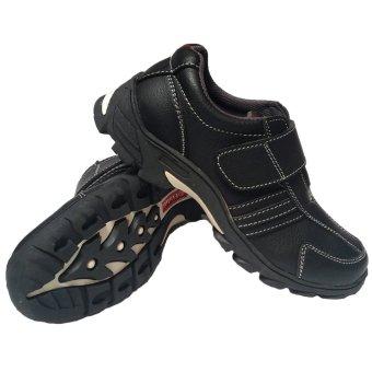 Fialiti FLTE 05 Sepatu Pria - Black