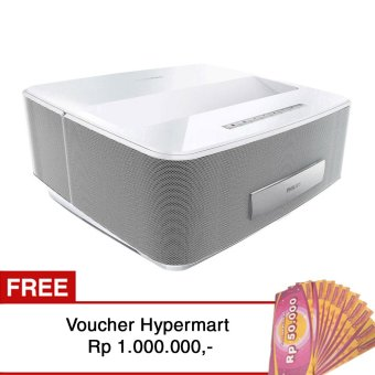 Philips Screeneo HDP1550 + Free Voucher Hypermart