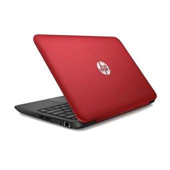 Jual HP 11-f106tu - RAM 2GB - Intel DualCore N2840 - 11.6LED - Merah
