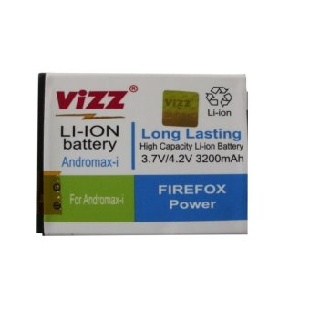 Vizz Baterai Double Power Andromax - I terpercaya